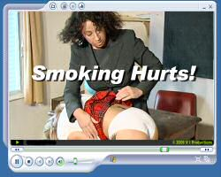 SMOKING HURTS