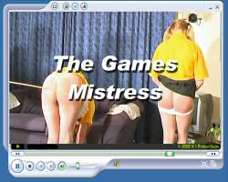 THE GAMES MISTRESS