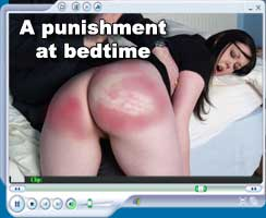 punished at bedtime