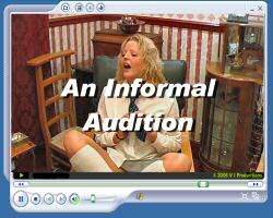 AN INFORMAL AUDITION