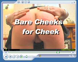 BARE CHEEKS FOR CHEEK