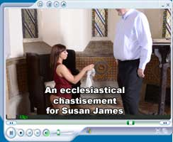 An ecclesiastical chastisement for Susan James