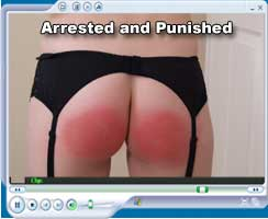 Arrested and punished