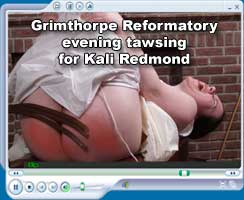 Grimthorpe Reformatory evening tawsing