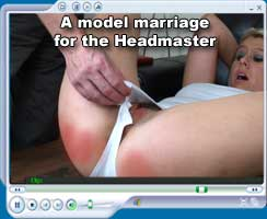 A model marriage for the Headmaster