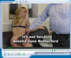 It's not fair for Amelai Jane Rutherford