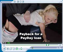 Payback for a PayDay loan