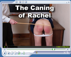 the caning of rachel